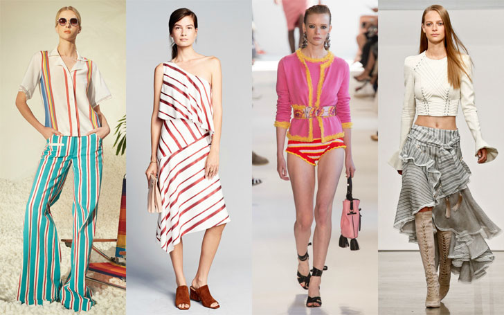 Spring & Summer Fashion Looks: How to be fashionable on the summer 2017