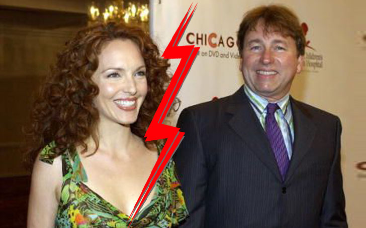 Beautiful Amy Yasbeck in Relationship with his Lawyer Boyfriend after her Divorce with John Ritter
