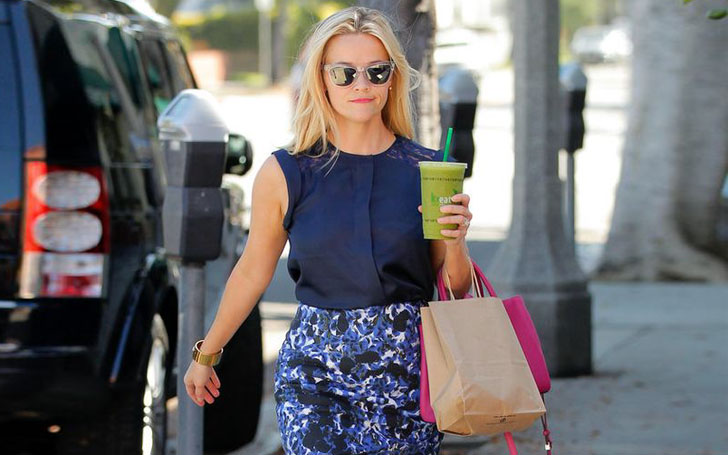 Thanks Reese Witherspoon: This is what we want to wear on Summer