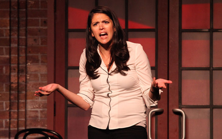 Beautiful Actress Cecily Strong Still Single, Who is She Dating Currently?Know about her Affairs