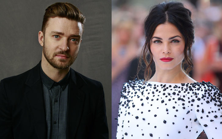 Justin Timberlake Dated Jenna Dewan-Tatum after Split up from Britney Spears,Know about his Affairs