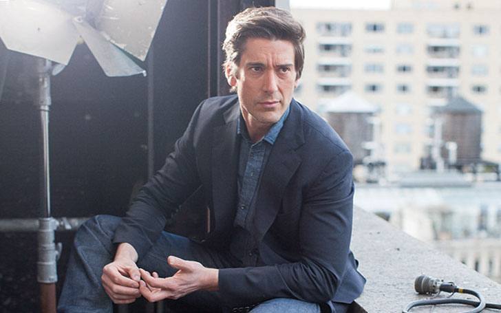 REVEALED:David Muir Gay Rumor, Boyfriend Gio's TRUTH, Is he Single or Married?Know about his Affairs