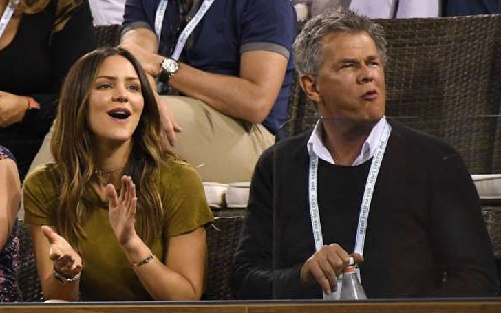 Katharine McPhee of 33 and David Foster 67 Dating Currently, Know their Current Relationship
