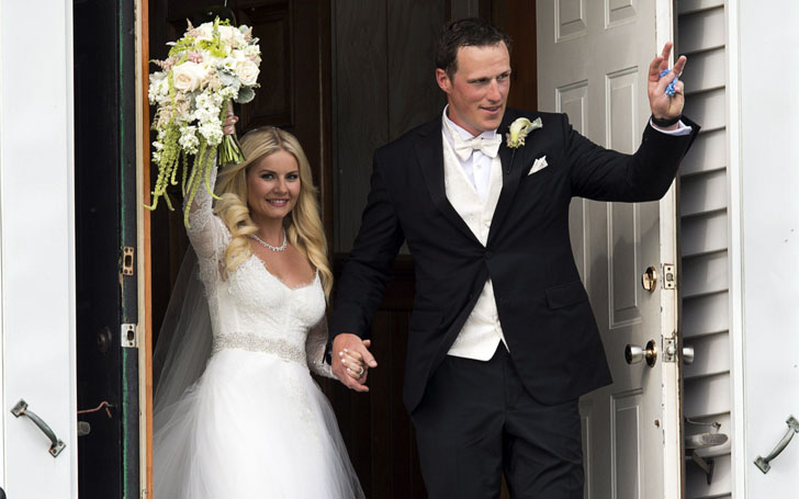 Actress Elisha Cuthbert Married Dion Phaneuf in 2013 and Living Happily Together