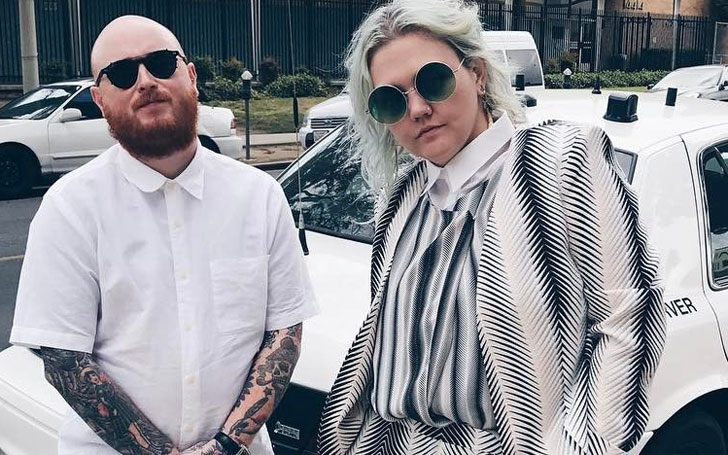 Elle King's Husband Arrested for Domestic Violence one week  before their split