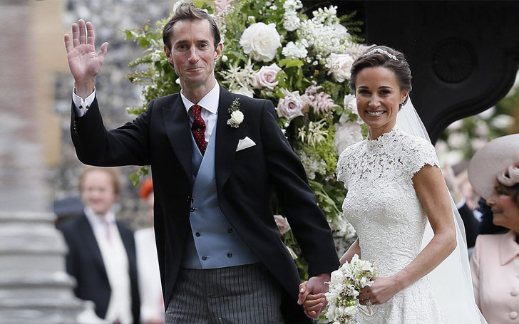 James matthews dating pippa middleton