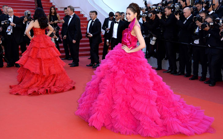 Red Carpet Arrivals;Know the Cannes film festival looks of 2017
