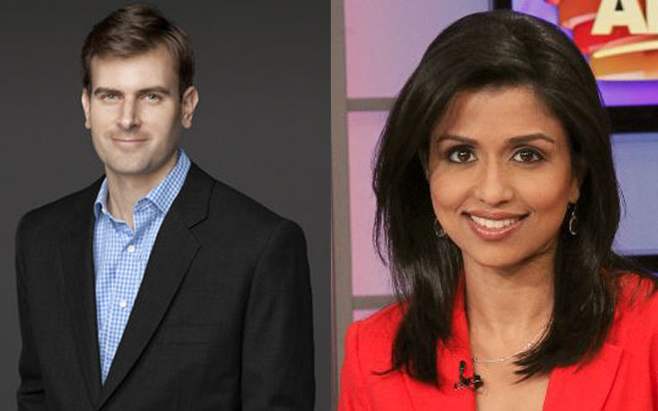 Sucessful Married Life of  Reena Ninan and Kevin Peraino,Know about Their Love affairs and relation