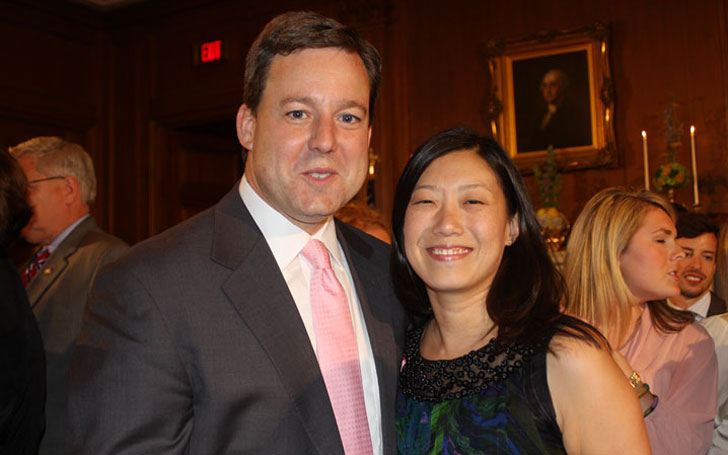 Fox News Ed Henry Married Shirley Hung Henry in 2010; Know about His Married Life and Extra-Marital Affairs