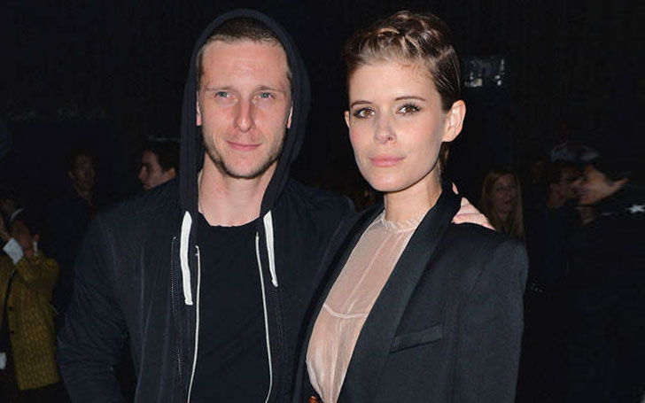 Actress Kate Mara Opens Up about her Love Affairs with Fiance Jamie Bell