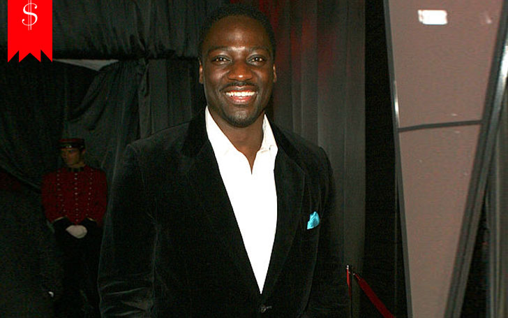 How Much is Adewale Akinnuoye-Agbaje net worth? Know about his source of income and career