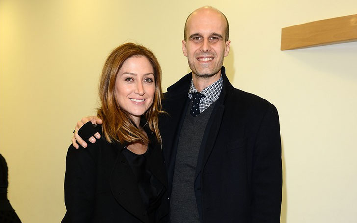Actress Sasha Alexander Married Edoardo Ponti in 2007 and Living Happily Together with her Husband