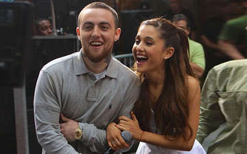 Ariana Grande's boyfriend Mac Miller Dating Currently,Know about Their Love Affairs and Relation