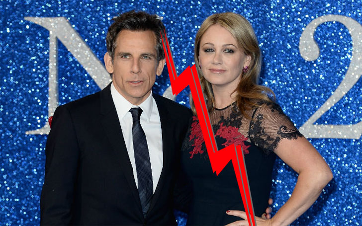 Ben Stiller Divorce From his Wife Christine Taylor after 17 years of Marriage