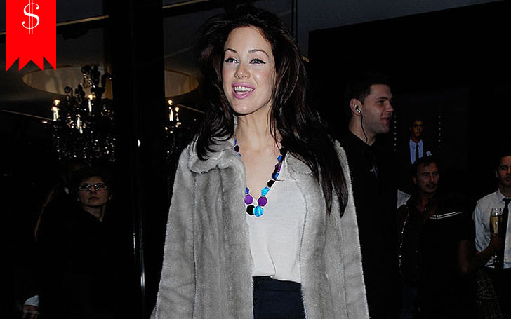 How much is Roxanne McKee net worth? Know about her Career and Awards