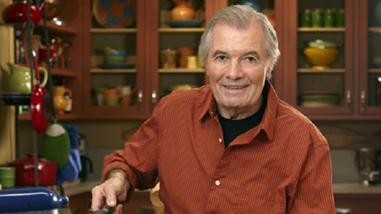 TV host And Chef Jacques Pepin is a Culinary pantheon, Know his Salary Career and Net worth