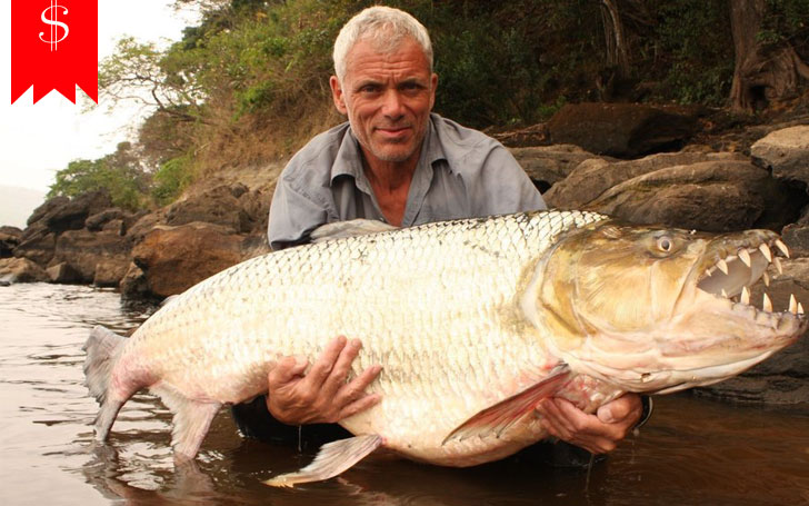 How Much is TV Presenter Jeremy Wade Net worth? Know about his Career and Awards