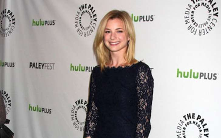 Emily VanCamp Engaged with her partner; Know about her Past Affairs and Relationship