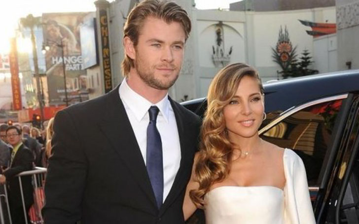 Elsa Pataky Married Chris Hemsworth In 2010 And Living