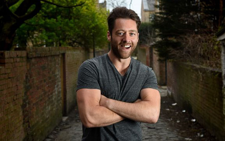 Who is  Richard Rankin's wife?Who is he Dating Currently? Know about his Affairs and Relationship