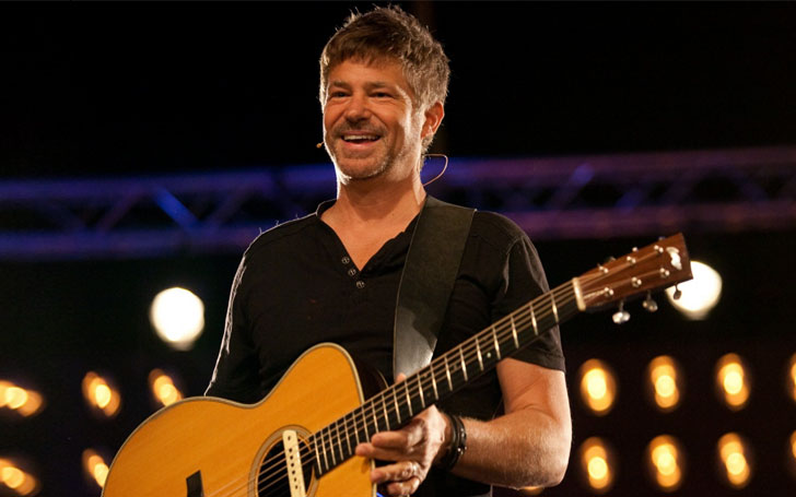 55 Years Paul Baloche is still single or Married, Who is he dating? Know about his Affairs