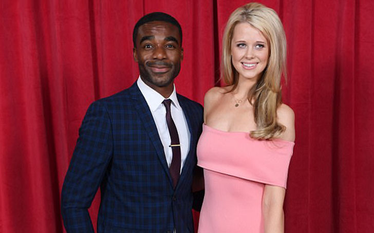 Ore Oduba Married Portia Oduba in 2015 and Living together as Husband and Wife