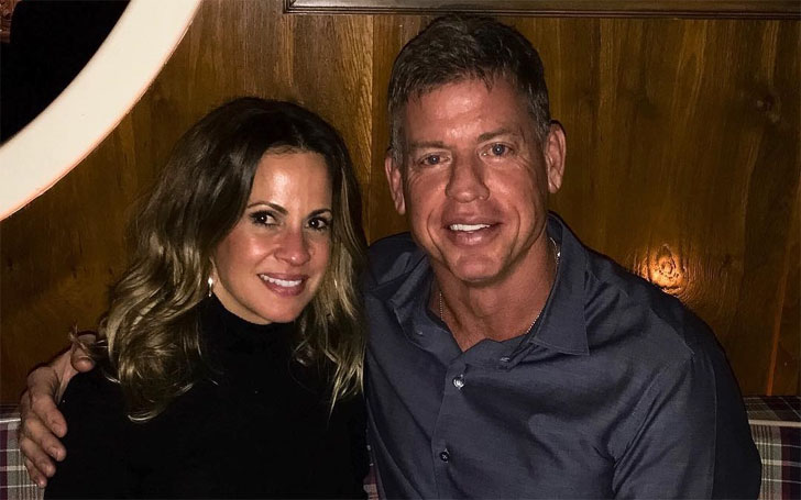 Troy Aikman is Engaged, Proposed to Long Time Girlfriend Capa Mooty