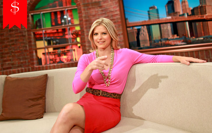 How much is CNN Anchor Kate Bolduan Net Worth? Find out her Annual Salary and Career