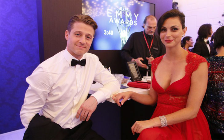 Ben McKenzie and Morena Baccarin officially Married and living Together as Husband and Wife