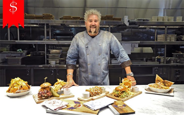 How much is Guy Fieri Net Worth? Know about his Career and Awards
