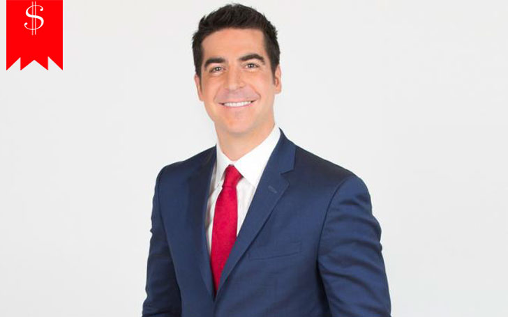 Know Fox News Host Jesse Watters' Net Worth? Know about his Career and Awards