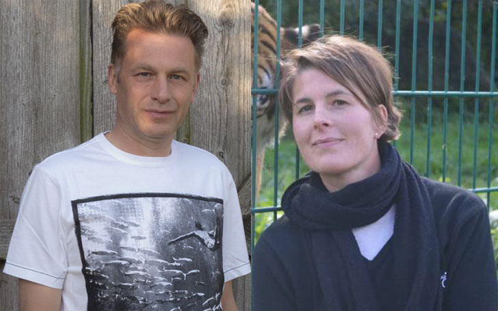 Chris Packham and Charlotte Corney in a Live-in Relationship, Know their Affairs