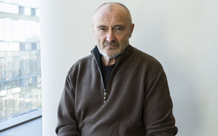 Phil Collins still single,After his divorce,Know about his Married Life