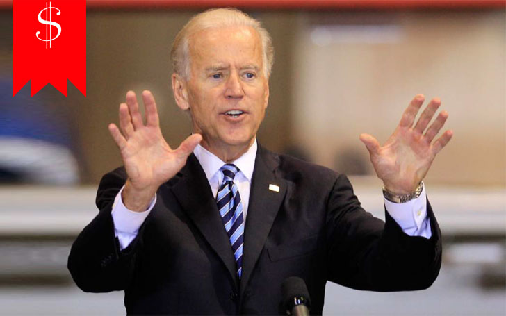 how much is joe biden net worth know about his source of income and