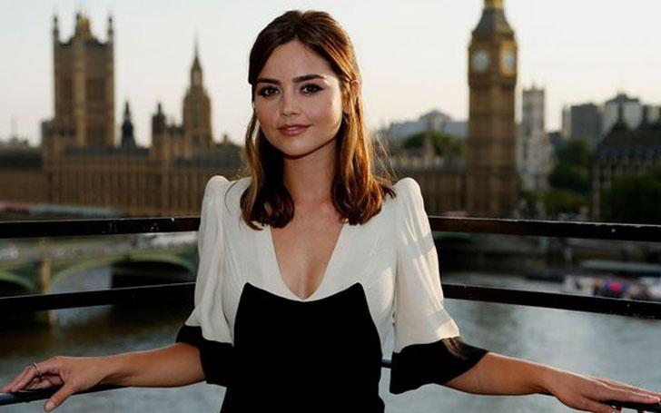 Jenna Coleman Enjoying With Her Boyfriend, Know About Her Affairs & Relationship