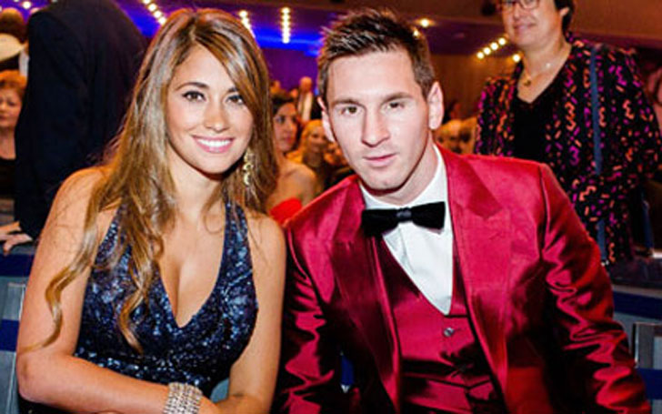 Lionel Messi and Antonella Roccuzzo Looks Unbelievable together; Their Relationship and Children