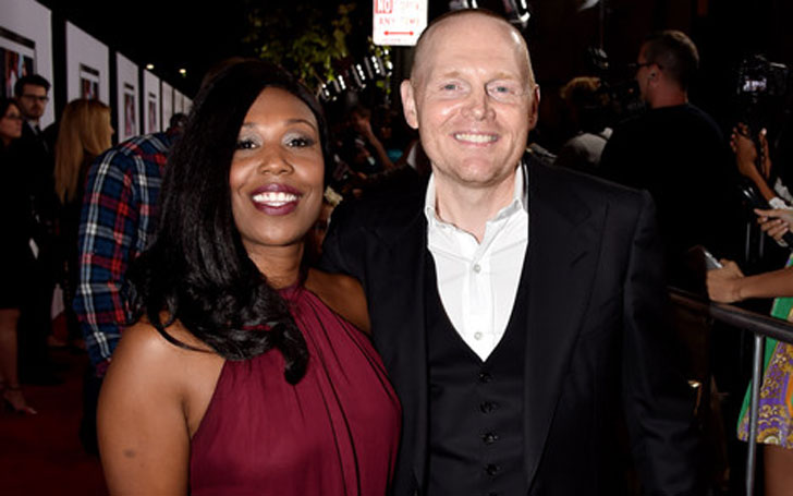 bill burr 39 s wife nia renee hill know facts about their married life and relationship. Black Bedroom Furniture Sets. Home Design Ideas