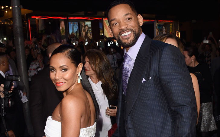 Is Jada Pinkett Smith And Husband Will Smith Married Life In Trouble? Any Extra-marital Affair?