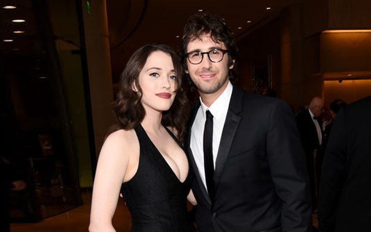 Kat Dennings Relationship On A Bumpy Road: Splits With Boyfriend Josh Groban After 2 Years of Dating