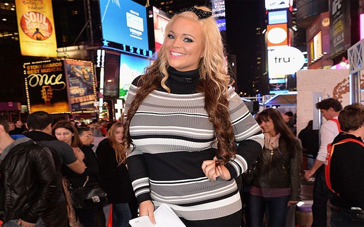 Trisha Paytas Splits From Boyfriend Wilt, Found Him Kissing A Man, Her Past Affairs And Dating