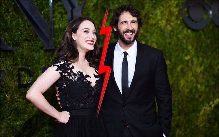 Reason Behind Josh Groban's Break-up With Ex-girlfriend Kat Dennings, Is He Dating A New Girlfriend?