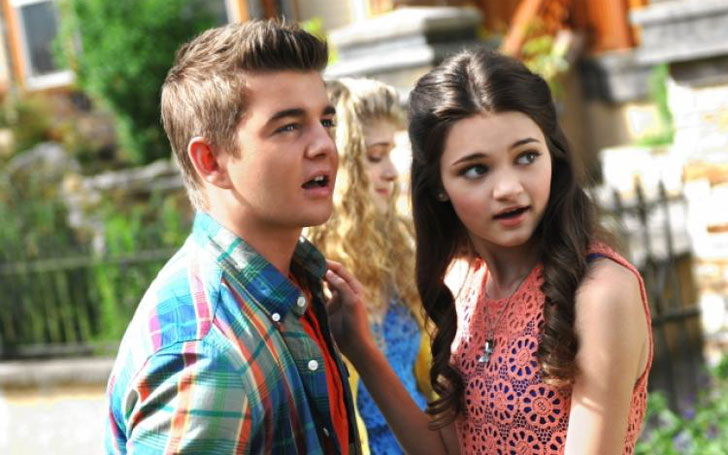 Is 20 Years Ciara Bravo single after break up with Boyfriend Jack Griffo? Know their relationship