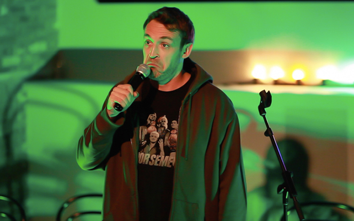 34 Years stand-up comedian Dan Soder is single or Married,Know about his Affairs and Relationship