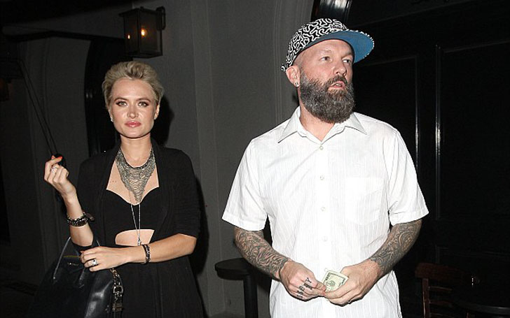 fred durst and christina aguilera relationship