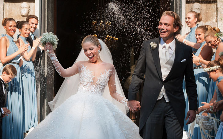 Victoria Swarovski Married Werner Muerz in Italy:Know About Their Relationship and Love Affairs