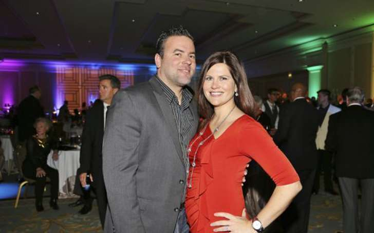 Is Steve Knapp Happy Married To Wife Kristen Cornett? Know About Their Married Life and Children