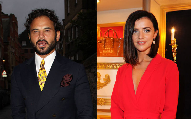 Lucy Mecklenburgh and Rumored boyfriend Ryan Thomas Pictured for the first time, Past Affairs