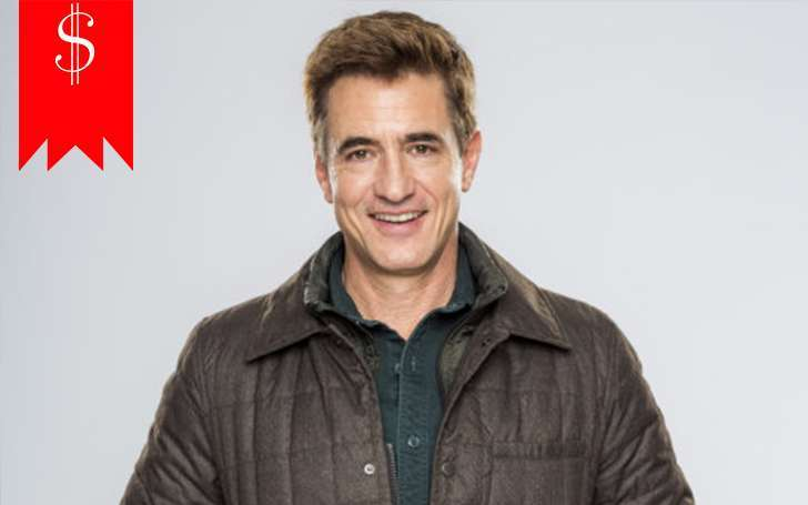 Net Worth Stacked, American Actor Dermot Mulroney Earns A Tremendous Salary, His Career and Awards