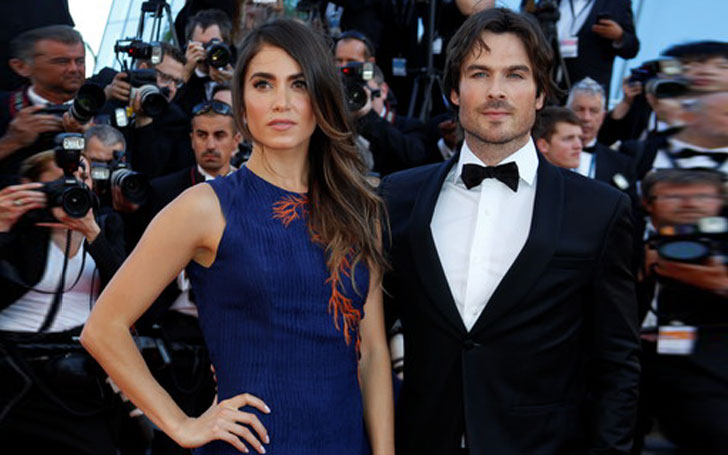 Nikki Reed Pregnant With The First Child With Husband Ian Somerhalder, Her Past Affairs