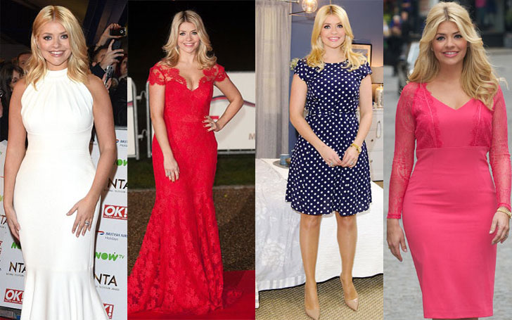 Television presenter Holly Willoughby shows off her slim figure: Know About her Married Life